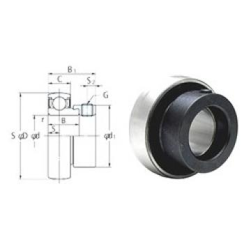 FYH SA207-21 deep groove ball bearings
